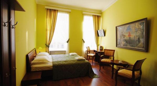 Питерская Клуб-отель