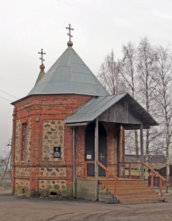 Церковь Иконы Божией Матери Казанская в Куровицах