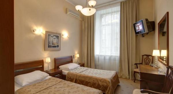 Hotel Solo Gorokhovaya