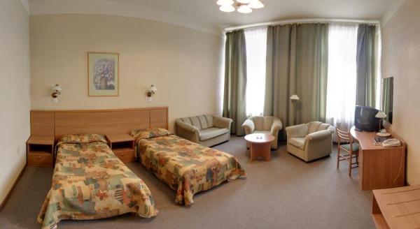 Best Western PLUS Centre Hotel 4* (бывшая Октябрьская Лиговский корпус )