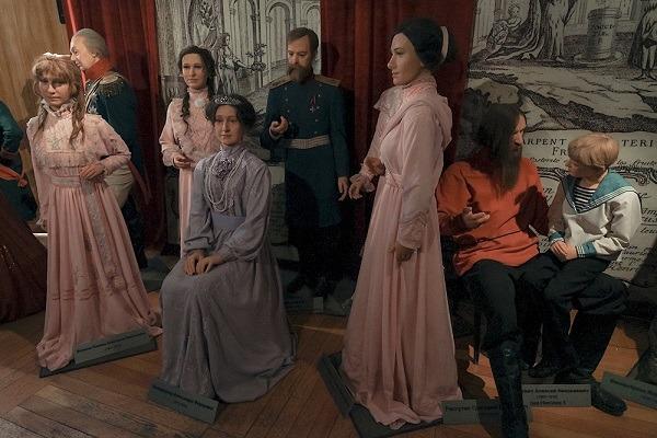 Музей восковых фигур (Петропавловская крепость)