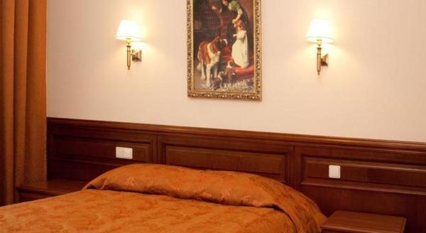 Алекс отель Дом Вяземской