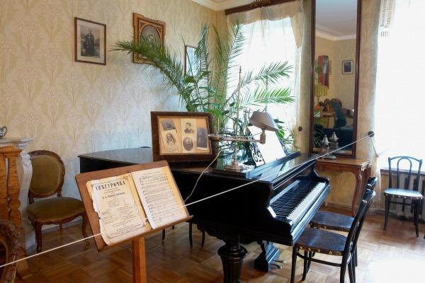 Государственный мемориальный дом-музей Н.А. Римского-Корсакова