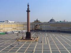 Дворцовая площадь – главная площадь города
