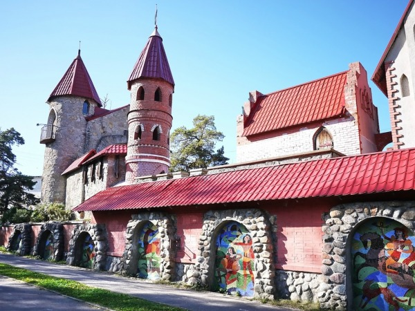 Детский комплекс «Андерсенград»