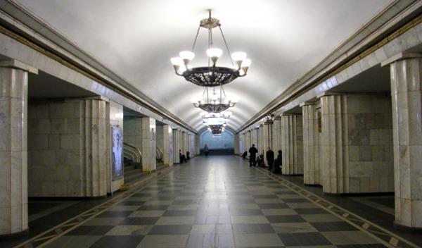 Станция метро «Владимирская»