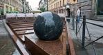 Фонтан-каскад «Вращающийся шар»