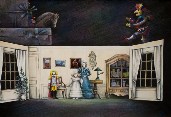 Санкт-Петербургский государственный кукольный «Театр сказки»
