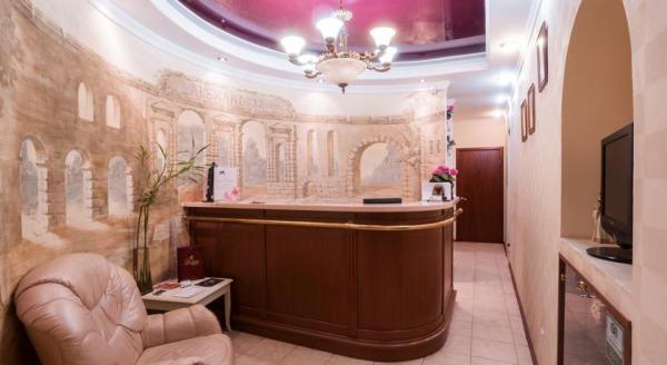 Отель Комфитель Александрия