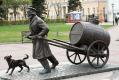 Памятник «Петербургский водовоз»