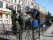 Памятник конке