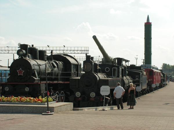 Музей железнодорожной техники им. В.В. Чубарова