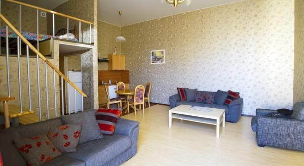 Апартаменты на Исаакиевской
