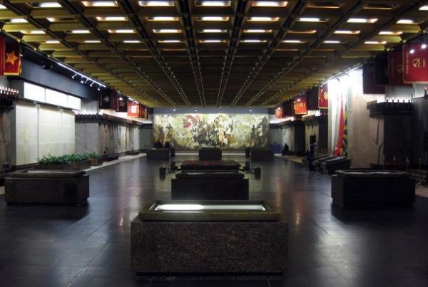 Музей «Монумент героическим защитникам Ленинграда»