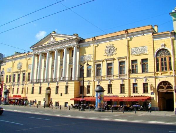 Дом актера имени К. С. Станиславского
