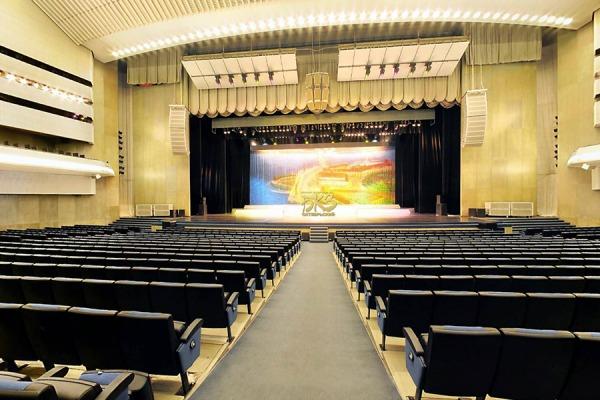 Большой концертный зал «Октябрьский»