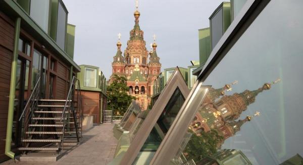 Отель Новый Петергоф