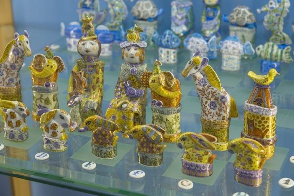 Музей фарфора и шахмат