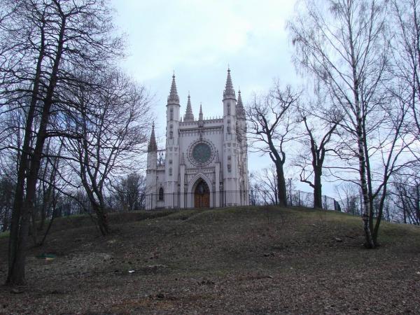 Церковь святого благословенного князя Александра Невского