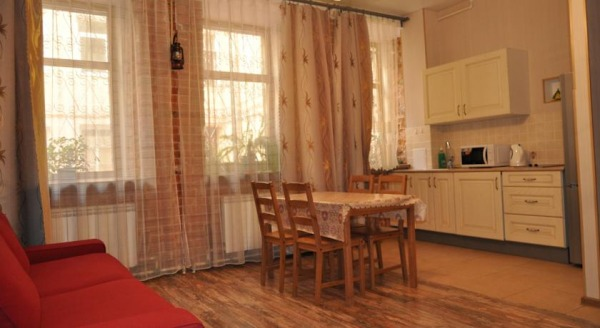 Peterburgskie Apartaments near Mariinskij