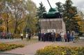 Памятник защитникам Киришской земли