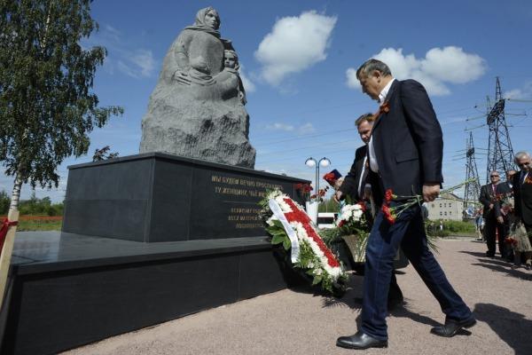 Памятник Матерям военного времени