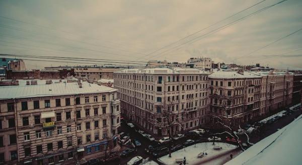 SuperHostel на Пушкинской 11