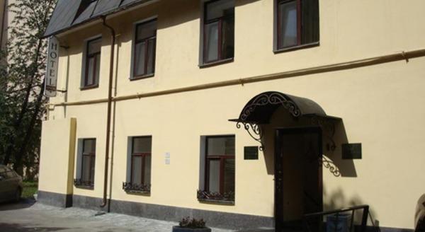 Samsonov Hotel Адажио на Невском проспекте