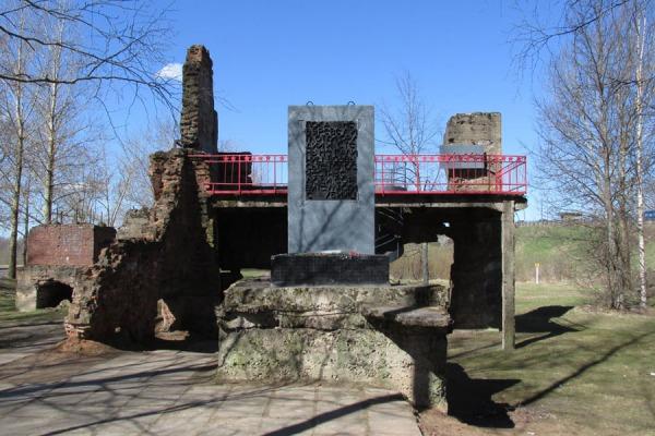 Памятник «Эхо Войны»