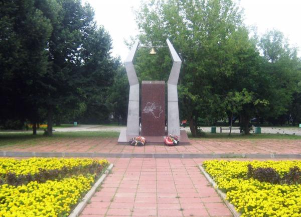 Памятник «Сожжённым деревням»
