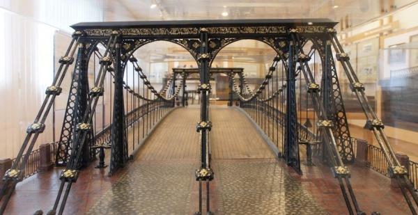 Музей отечественного мостостроения