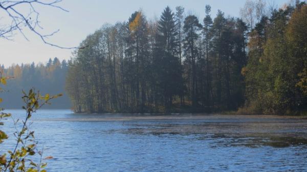 Малое Кирилловское озеро