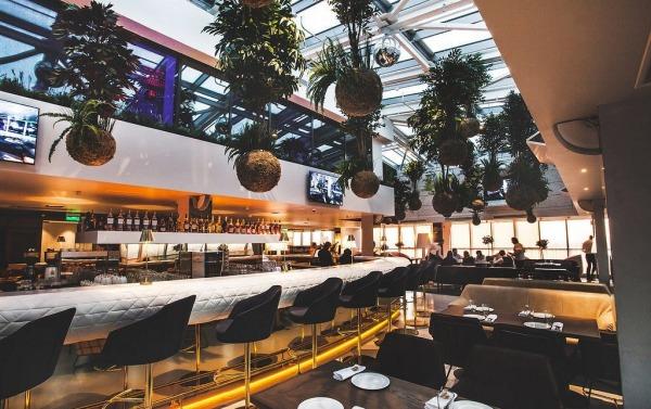 Leader Tower – бизнес-центр и ресторан