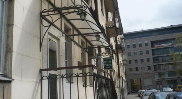 Гостиница Питер
