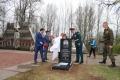 Памятник воинам 45-й гвардейской стрелковой ордена Ленина Краснознаменной дивизии