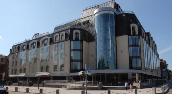 Отель Виктория Выборг