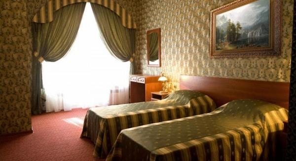 Отель Попов