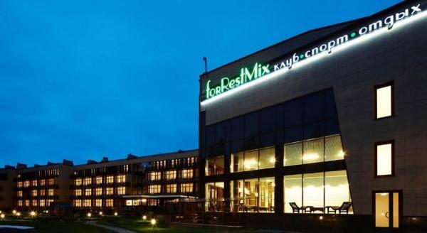 Загородный отель forRestMix club