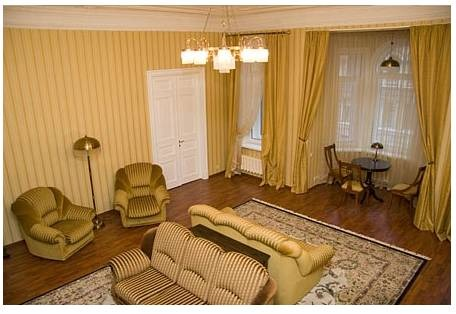 Юлана апартаменты