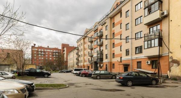Апартаменты на Воронежской