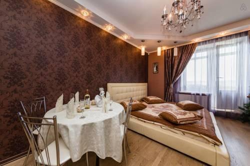 Апартаменты Богатырский 66