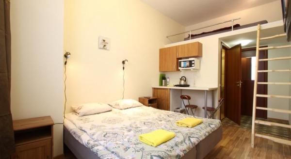 СТН Апартаменты на Коломенской