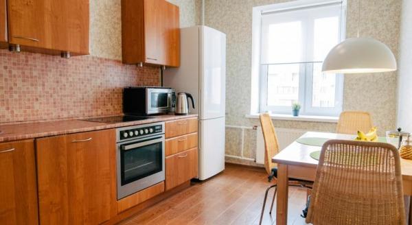 Апартаменты на Варшавской