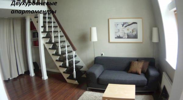 Komendantsky Apartment (Mansarda)