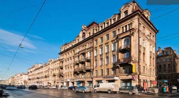 Апартаменты на Марата 12