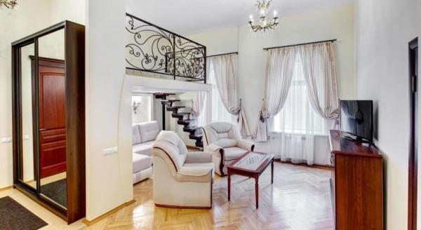 Nevsky 79 Apartments