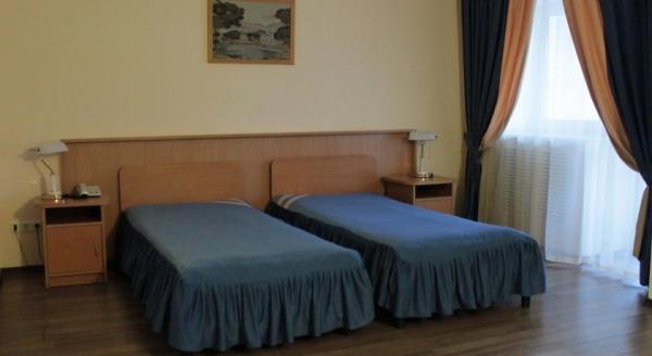 Отель Люко