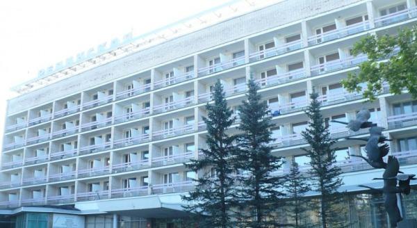 Гостиница Репинская