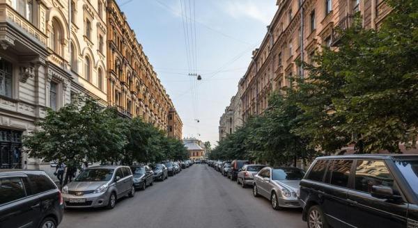 Purple Gem In St. Petersburg
