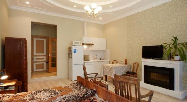 Апартаменты Парадный Петербург